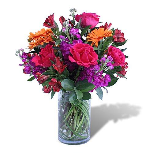 Wild in Wynwood by Flowers of Miami - Fresh Flowers Hand Delivered - Miami Area by Flowers of Miami
