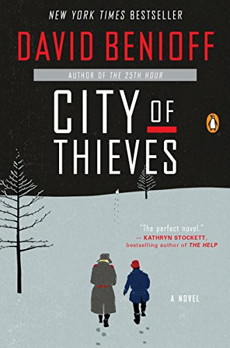City of Thieves: A Novel (D Day World War Ii Invasion Game)
