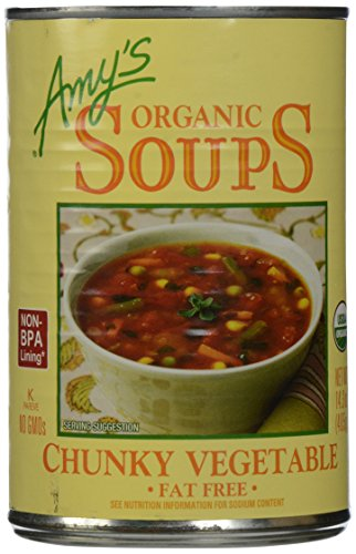 Amy's Kitchen Chunky Vegetable Soup