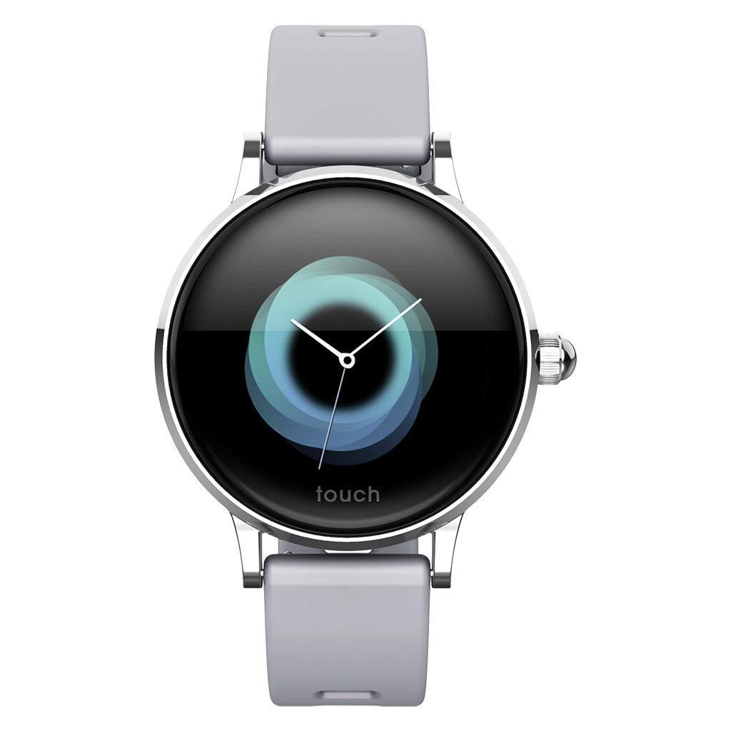 WELCOMEUNI S9 Heart Rate Blood Pressure Sleep Monitoring Smart Watch Fitness Tracker Watch Smart Bracelet Wristband