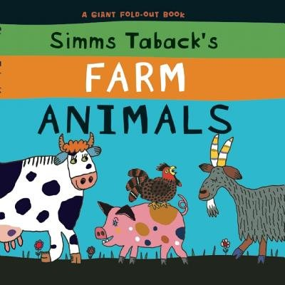 (Simms Taback's Farm Animals[SIMMS TABACKS FARM A-LIFT FLAP][Hardcover])