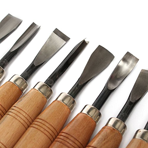 Carving Knife Google Translate: KINGSO 8PCS Wood Sculpture Carving Chisel Tool Set