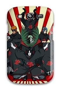 Easter Karida's Shop Best Akatsuki Durable Galaxy S3 Tpu Flexible Soft Case