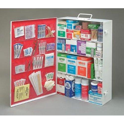 Amazon com: Radnor 64058001 Four-Shelf 50 Person Durable