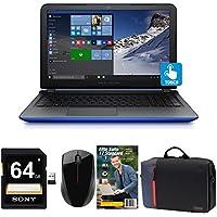 HP Pavilion 15-ab211cy, AMD A10, 15.6 WLED Touchscreen, Laptop Bundle