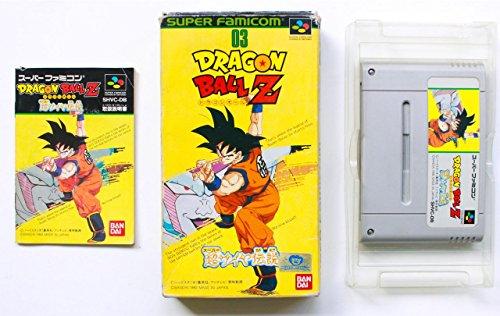 Dragonball Super Saiya Densetsu Famicom Japanese product image