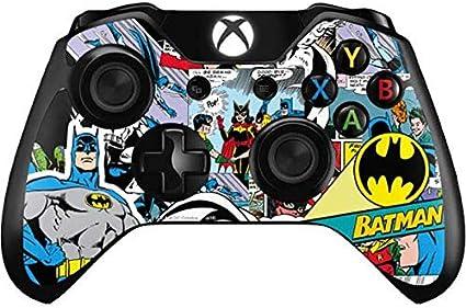 DC Comics Batman – Vinilo de cómics de Batman Skin para XBOX ONE ...