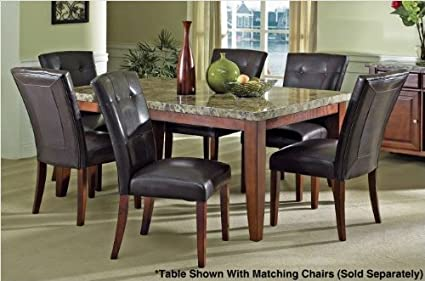 Amazon Com Steve Silver Company Mn500t Montibello Dining Table