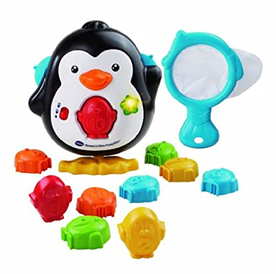 Vtech Count And Dive Penguins Bath Toy by V Tech