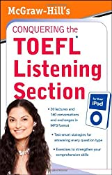McGraw-Hill's Conquering  The TOEFL Listening Section for Your  iPod