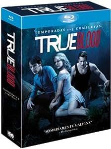 True Blood - Temporadas 1-3 [Blu-ray]