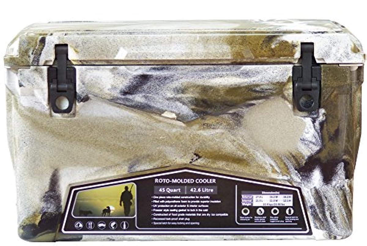 [해외] 아이슬란드 쿨러 박스 45QT  디저트 카모 / 42.6L  DEELIGHT ICELAND COOLER BOX