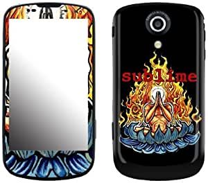 Zing Revolution MS-SUBL40215 Sublime - Sitting Guy Cell Phone Cover Skin for Samsung Epic 4G Galaxy S (SPH-D700)