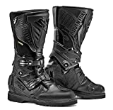 Sidi Adventure 2 Gore-Tex Waterproof Leather ADV Motorcycle Touring Boots 40