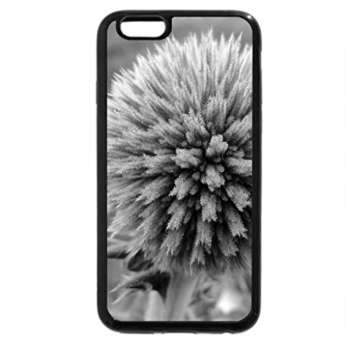 iPhone 6S Case, iPhone 6 Case (Black & White) - ...green...