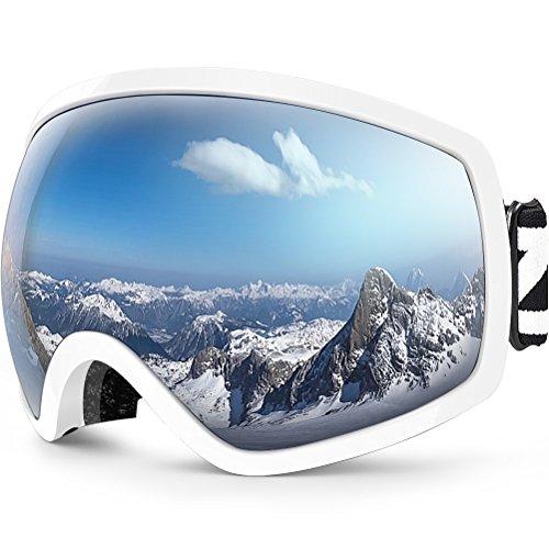 ZIONOR Lagopus Ski Snowboard Goggles UV Protection Anti-fog Snow