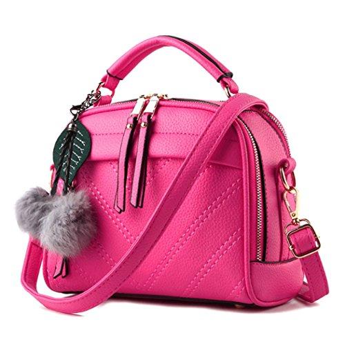 mode à main Bag sac sac Nouvelle à femme Sac bandoulière Messenger Messenger Rosé bandoulière à aqYttFwd