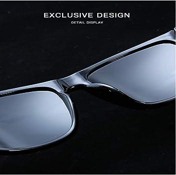 Black Way Classic Farer Sunglasses  Stylish Full UV Protection Various Colours