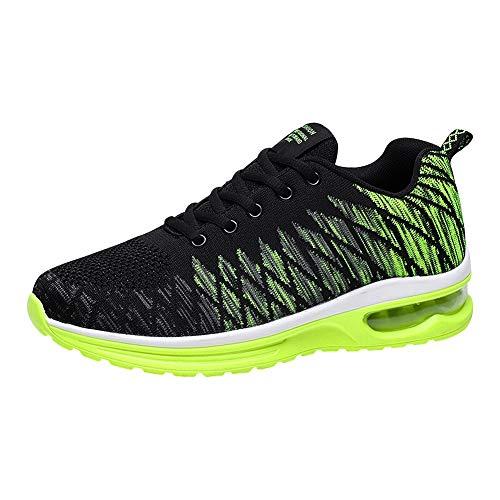 Noir Course Padgene Fitness Chaussures Baskets Mode Sneaker Mixte Outdoor Multi Homme sports Adulte Sports De vert Femme Air qaqP7r