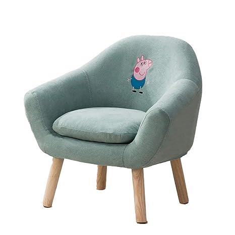 Amazon.com: Liuyongjun - Sofá infantil de tela, desmontable ...