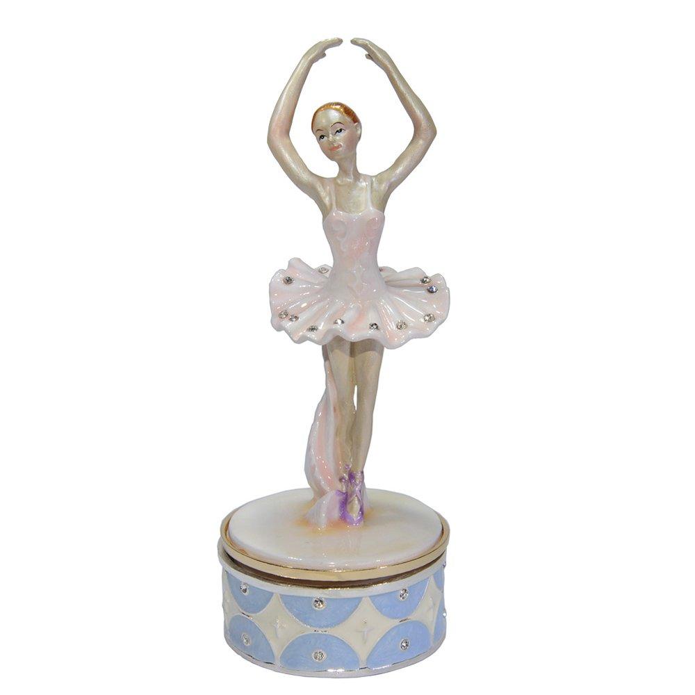 2019人気No.1の ファッションデザインボックスBallerina Musicalボックス誕生日/バレンタインデー New/クリスマス/ New Year Gifts for B071X8NJS8 Gifts Lover B071X8NJS8, キヨカワムラ:297ba9b0 --- mrplusfm.net