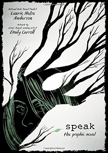 Image result for speak graphic novel