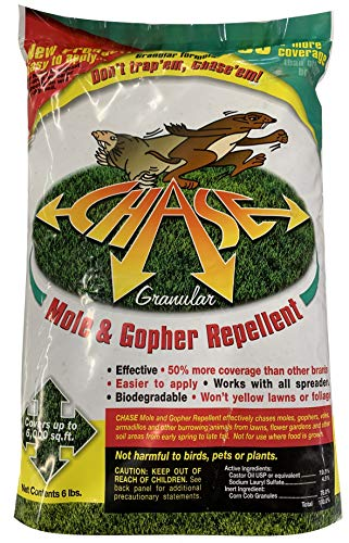 Chase Mole Gopher Repellant