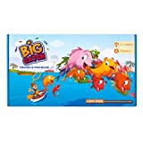 BIG CATCH division board game STEM toy Math manipulative and resource for kids 10 years and up