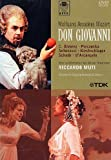 Mozart - Don Giovanni / Alvarez, Pieczonka, Antonacci, Kirchschlager, d'Arcangelo, Schade, Regazzo, Selig, Muti, Vienna Opera