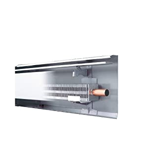 Slant/Fin Fine/Line 30 8 ft. Hydronic Baseboard Fully Assembled Enclosure and Element