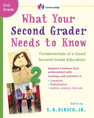 What Your Second Grader Needs to Know: Fundamentals of a Good ...