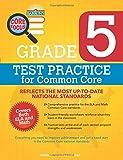 Barron's Core Focus: Grade 5 Test Practice for Common Core