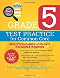 img - for Barron's Core Focus: Grade 5 Test Practice for Common Core book / textbook / text book