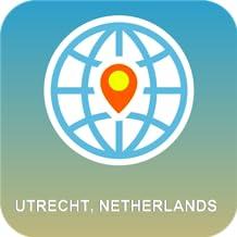 Utrecht, Holanda Mapa off-line