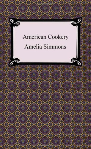 American Cookery - 51qhUtwc  L - American Cookery
