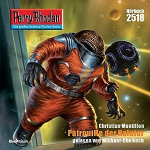 Patrouille der Haluter (Perry Rhodan 2518) Hörbuch