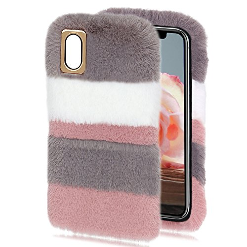 For-iPhone-X-Soft-Plush-Cover-Funyye-Spliced-with-Colourful-Soft-Warm-Faux-Rabbit-Winter-Handmade-Soft-Hair-Plush-Back-Cover-Best-Gift-for-Girls-for-iPhone-X-58