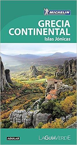 Grecia continental (La Guía verde 2018): Amazon.es: Michelin: Libros