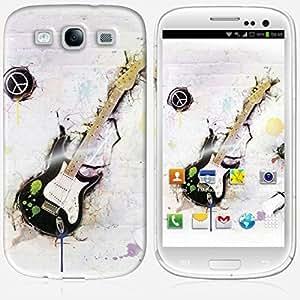 Galaxy S3 case - Skinkin - Original Design : Rock by Julien Kaltnecker