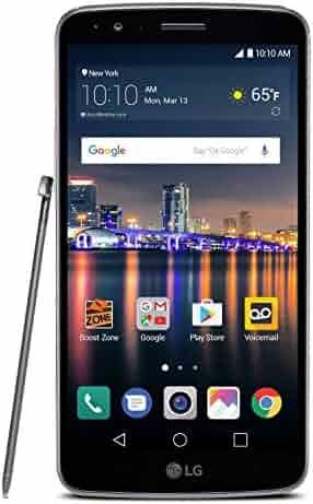 LG Stylo 3 - Prepaid - Carrier Locked - Boost Mobile
