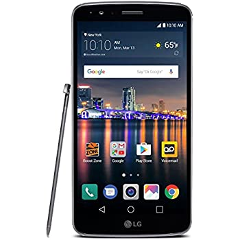 LG Stylo 3 - Prepaid - Carrier Locked - Boost Mobile