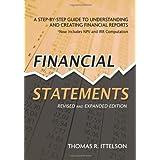 Financial Statements Rev Ed