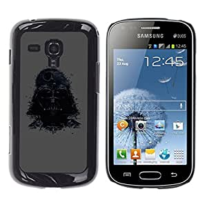 Impact Case Cover with Art Pattern Designs FOR Samsung Galaxy S Duos S7562 Darth Lord Betty shop