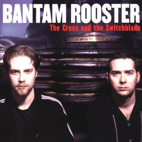 Cross & the Switchblade by Bantam Rooster (1999-04-27)