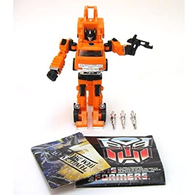 Grapple Transformers Generation 1 Vintage Action Figure #1