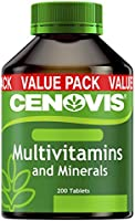 Cenovis Multivitamin and Minerals Tablets Value Pack 200