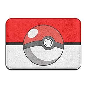 letgogo Pokeball Logo Doormats/entrada alfombra alfombrillas