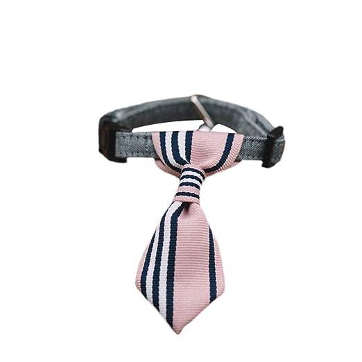 BESTOYARD Perro Disfraz Corbata Collar de Perro Bandas Perros ...