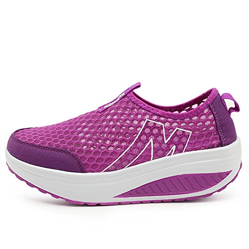 CN Porter Women's Comfortable Platform Walking Sneakers