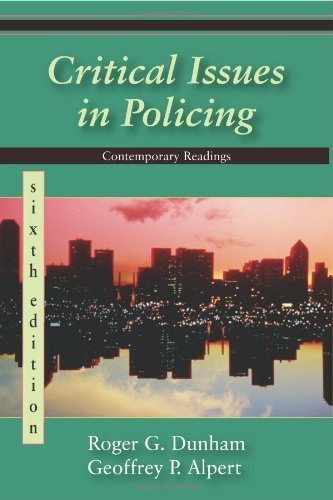critical issues in policing essay In critical issues in policing: this example problem-oriented policing essay is published for educational and informational purposes only.